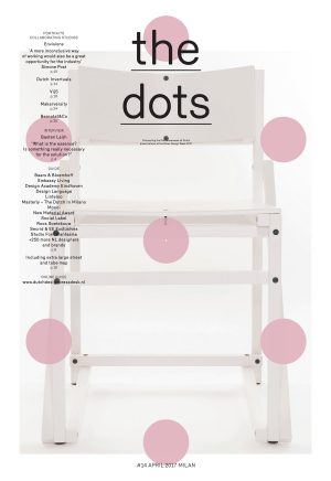 The Dots #14 - Milan Design Week 2017. Click on thumbnail to download full pdf